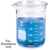 Photographers' Formulary Glass Graduate - 500ml 09-0082