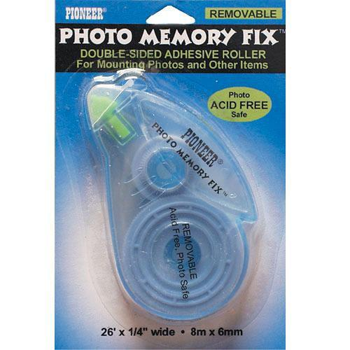Pioneer Photo Albums Photo Memory Fix (Removable) PMF8R