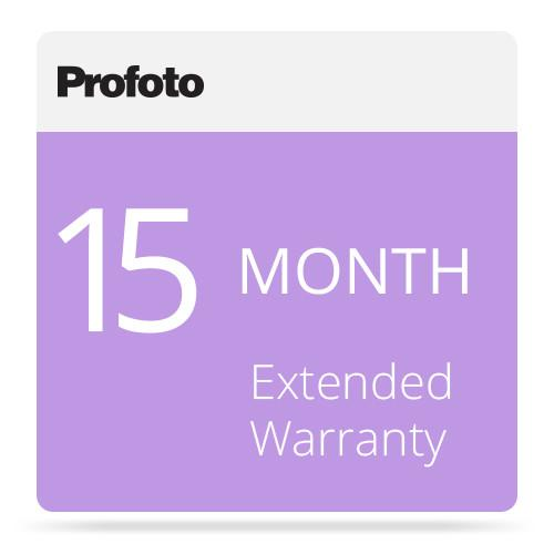 Profoto Extended Warranty for Pro-8 Air Power Pack 701-089