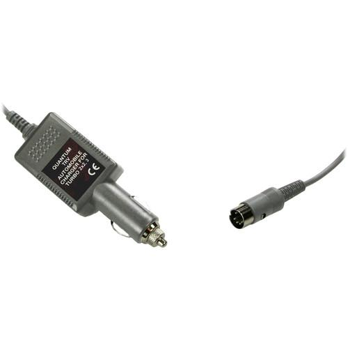 Quantum TRV Turbo 3 and Turbo 2 x 2 Vehicle Charger 862542