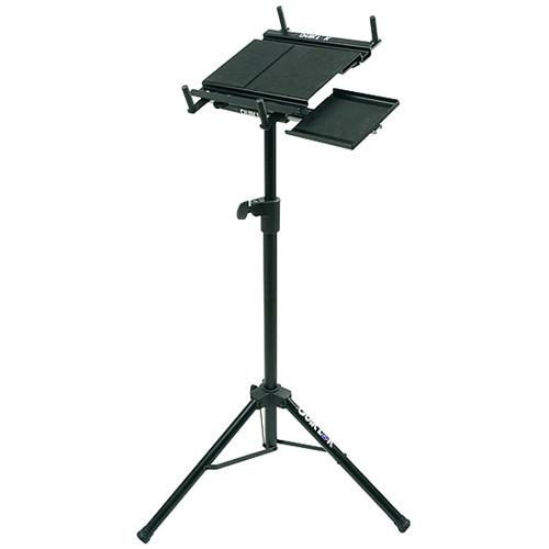 QuikLok LPH-003 Free Standing Tripod Base Laptop Holder LPH-003