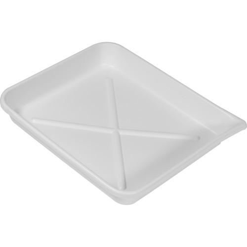 Richards Plastic Ribbed Developing Tray - 11x14