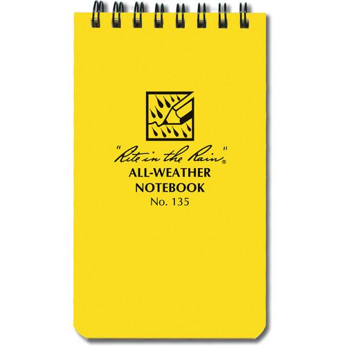 Rite in The Rain All-Weather Pocket Notebook - 3x5
