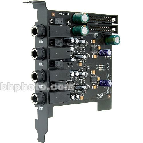 RME  AI4S-192 Input Expansion Daughter Board AI4S