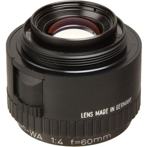 Rodenstock 60mm f/4 Rodagon-WA Enlarging Lens 452331 V
