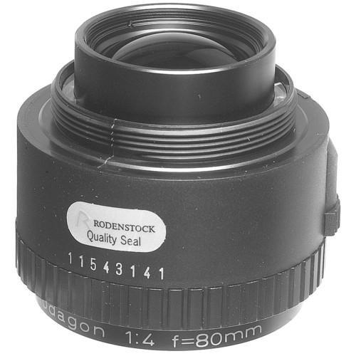 Rodenstock 80mm f/4 Rodagon Enlarging Lens 452317