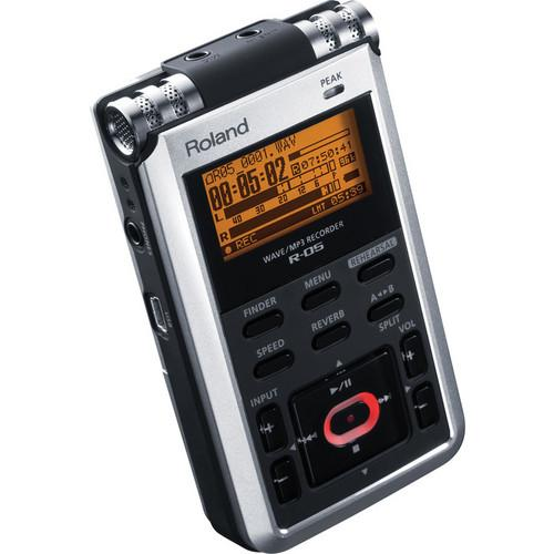 Roland R-05 Portable 24-bit Digital Audio Recorder R-05