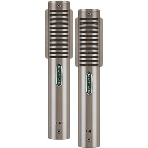 Royer Labs R-121-MP Studio Ribbon Microphones R-121-MP
