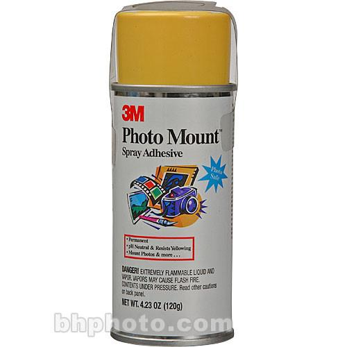 Scotch  Photo-Mount Spray - 2oz. 6090