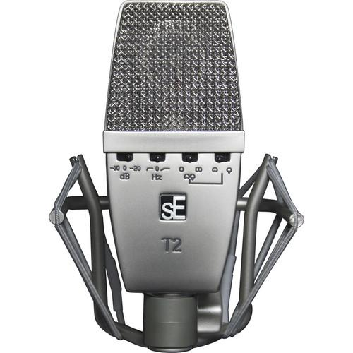 sE Electronics T2 Large Diaphragm Condenser Microphone SEE-T2