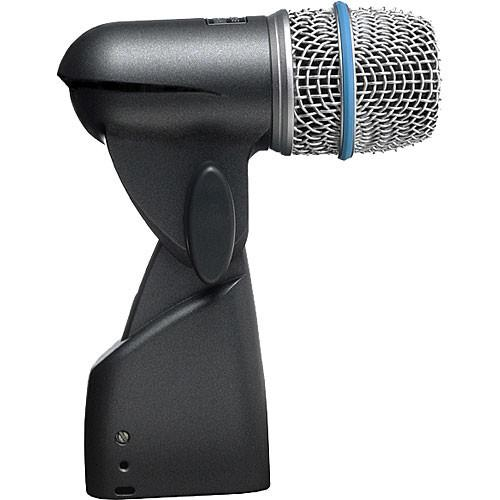 Shure BETA 56A - Super Cardioid Instrument Microphone BETA 56A