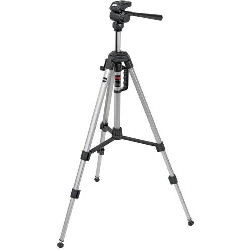 Smith-Victor P820 2-Way Panhead Tripod with Heavy Duty 700175