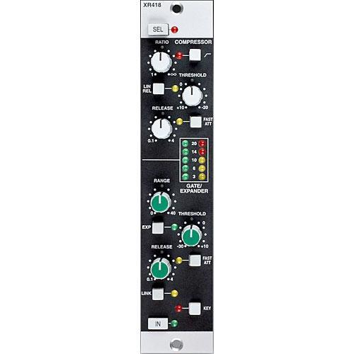 Solid State Logic X-Rack E Series Dynamics Module 729718X1