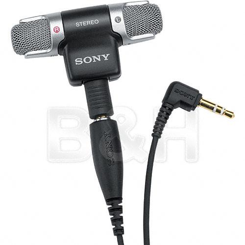 Sony  ECM-DS70P - Mic for Minidisc ECMDS70P/US