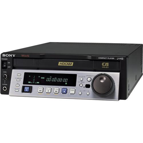 Sony JH-3 HDCAM Digital Video Cassette Player JH3