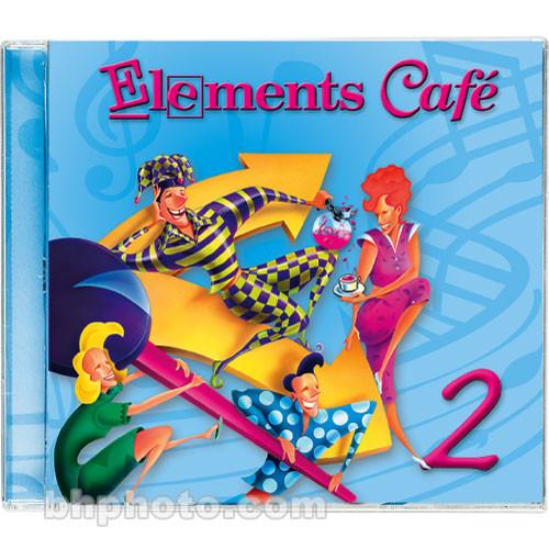 Sound Ideas  Sample CD: Elements Cafe 2 M-SI-EC-2