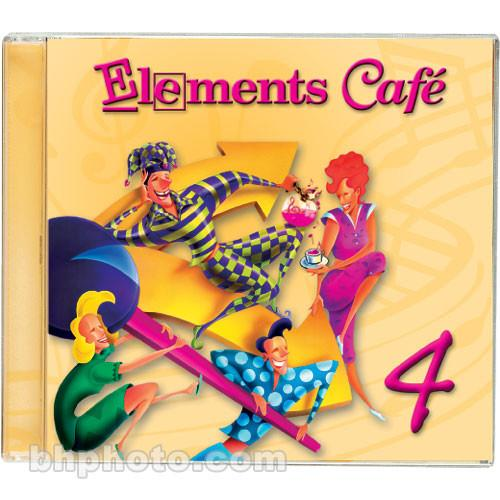 Sound Ideas  Sample CD: Elements Cafe 4 M-SI-EC-4