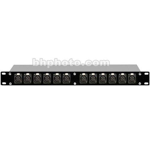 TecNec  DPB-XLR3 Digital Patchbay DPBXLR-3
