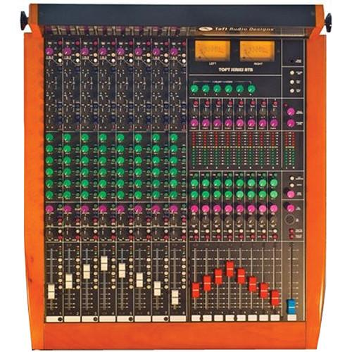Toft Audio Designs ATB08 8-Channel Professional ATB 08M