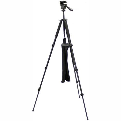 VariZoom VZ-TP1568 Lightweight Photo Tripod/Head Combo VZ-TP1568