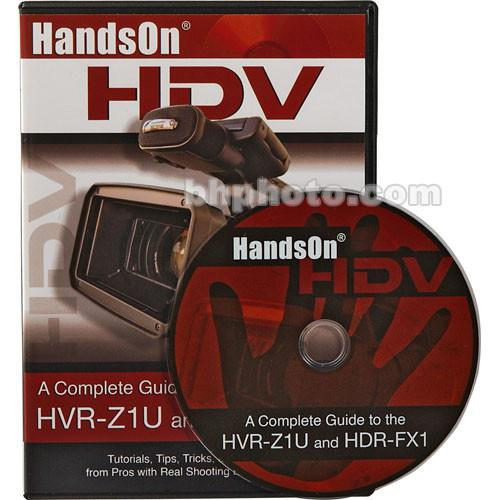 Vortex Media DVD: HandsOn HDV - A Complete Guide to Z1DVD