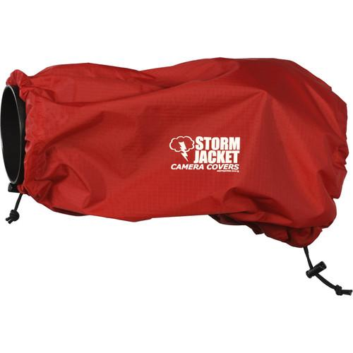Vortex Media SLR Storm Jacket Camera Cover, Medium (Red) SJ-M-R