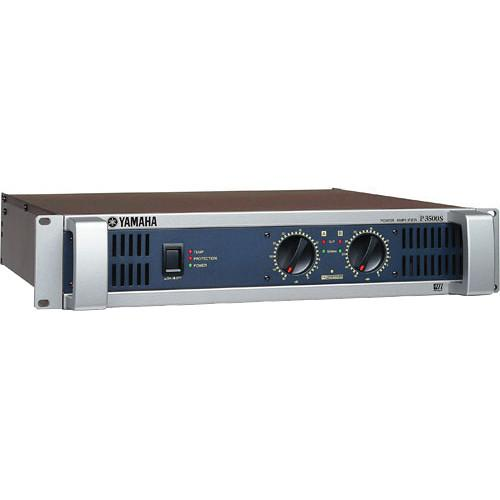 Yamaha P2500S - Two Channel Power Amplifier P2500S