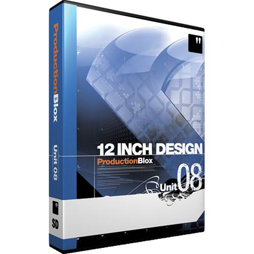 12 Inch Design ProductionBlox SD Unit 08 - DVD 08PRO-NTSC
