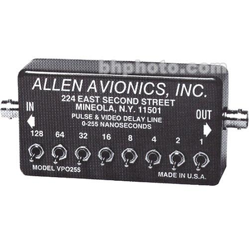 Allen Avionics VP-0255 Video and Pulse Delay VP0255