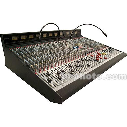 Allen & Heath GL3800M 24 Channel 8 Bus Sound AH-GL3800M-824B