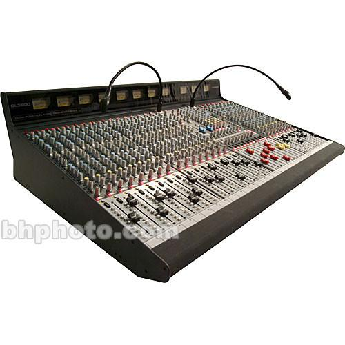 Allen & Heath GL3800M 40 Channel 8 Bus Sound AH-GL3800M-840B