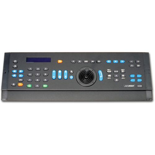 American Dynamics ControlCenter 200 Keyboard w/Power ADCC0200P