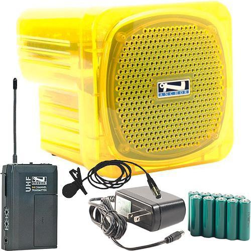 Anchor Audio AN-Mini Deluxe Package (Yellow) AN-MINIDP YEL LM-60