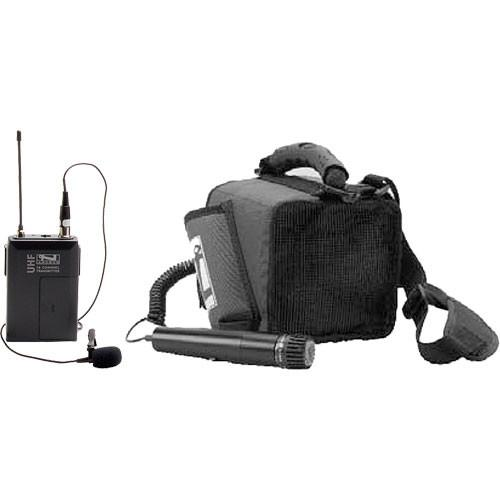 Anchor Audio MiniVox Lite Portable PA Deluxe LITE-DP/LM BLK