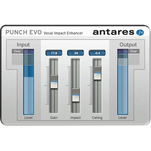 Antares Audio Technologies PUNCH Evo - Vocal Impact 35402E