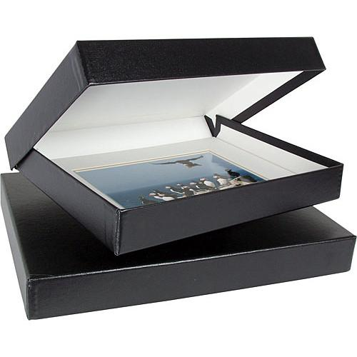 Archival Methods Onyx Portfolio Box - 8.5 x 10.5 x 10-021