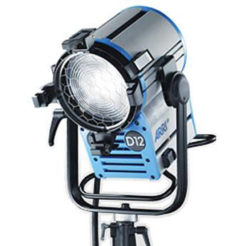 Arri True Blue D12 HMI 1200W Black Fresnel Head L1.33745.B