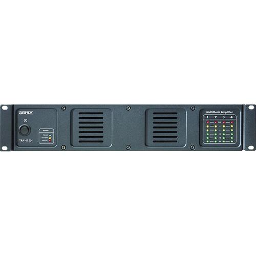 Ashly TRA-4150 - Rackmount 4-Channel Power Amplifier TRA-4150