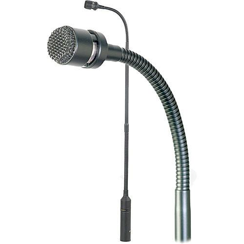 Astatic AS915 Cardioid Condenser Gooseneck Microphone 915B