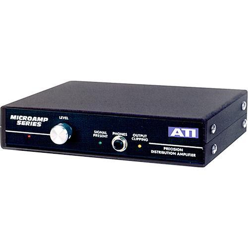 ATI Audio Inc DA1000 1-In/8-Out Audio Distribution DA1000