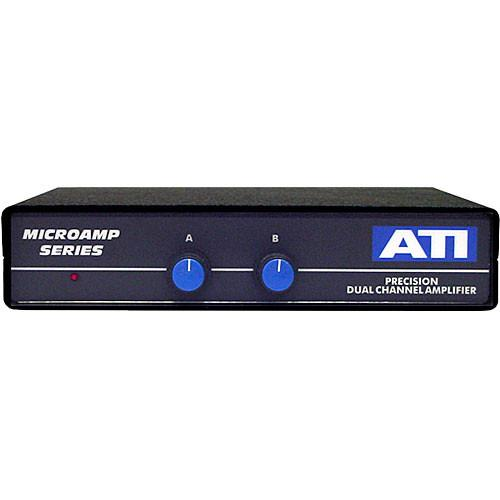 ATI Audio Inc L1000-1 2 Channel Line Amplifier L1000-1
