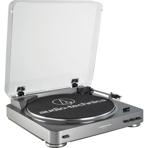 Audio-Technica AT-LP60 Fully Automatic Belt-Drive AT-LP60