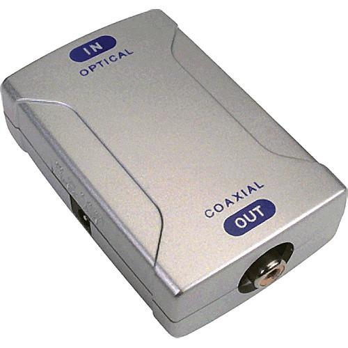 AV Toolbox POF-830 Optical-to-Coaxial Audio Converter POF-830