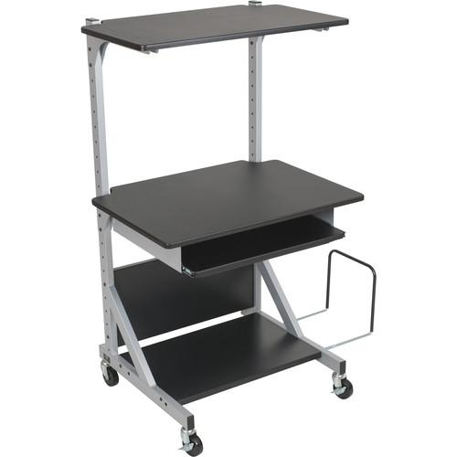 Balt Alekto Workstation, Model 42551 (Black) 42551