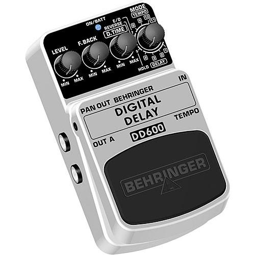 Behringer  DD600 Digital Delay Pedal DD600