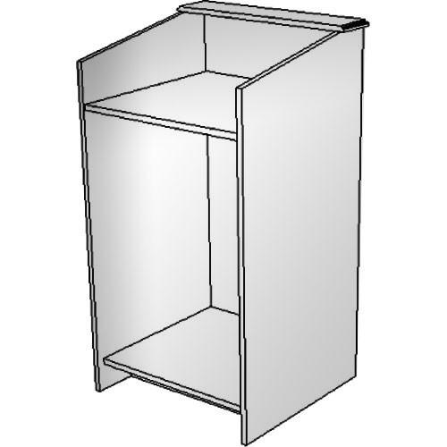 BEI Audio Visual Products Multimedia Lectern - Basic 5025024
