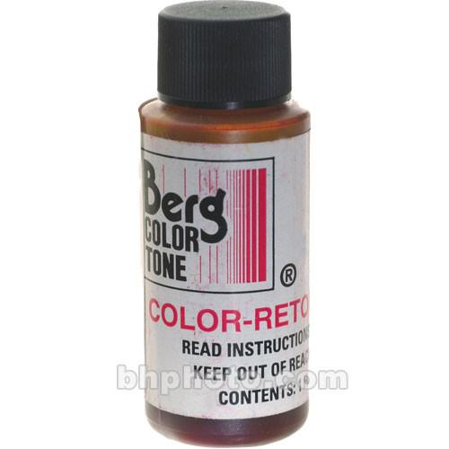 Berg  Retouch Dye for Color Prints - Red CRKR2