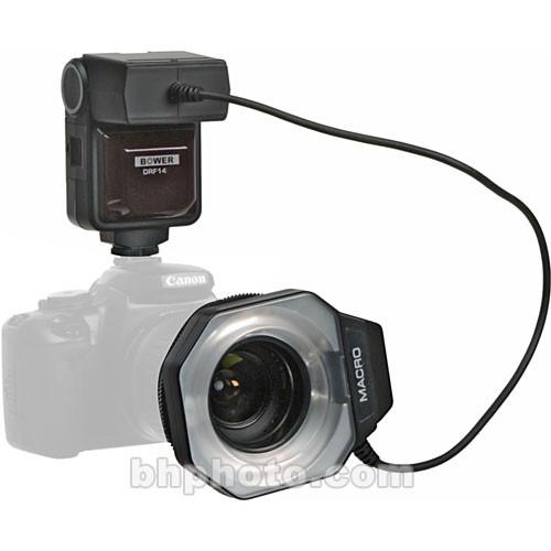 Bower SFDRL14C Macro Ringlight Flash for Canon E-TTL II SFD14C