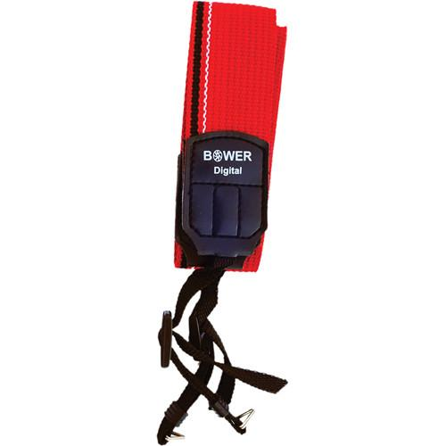 Bower SS24 Deluxe Heavy-duty Neck Strap (Red) SS2429R
