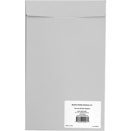 Brother Legal Size Premium Paper (100 Sheets) LB3636